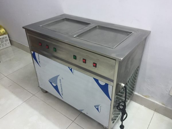 Bán máy làm kem cuộn thái lan tại Cần Giờ
